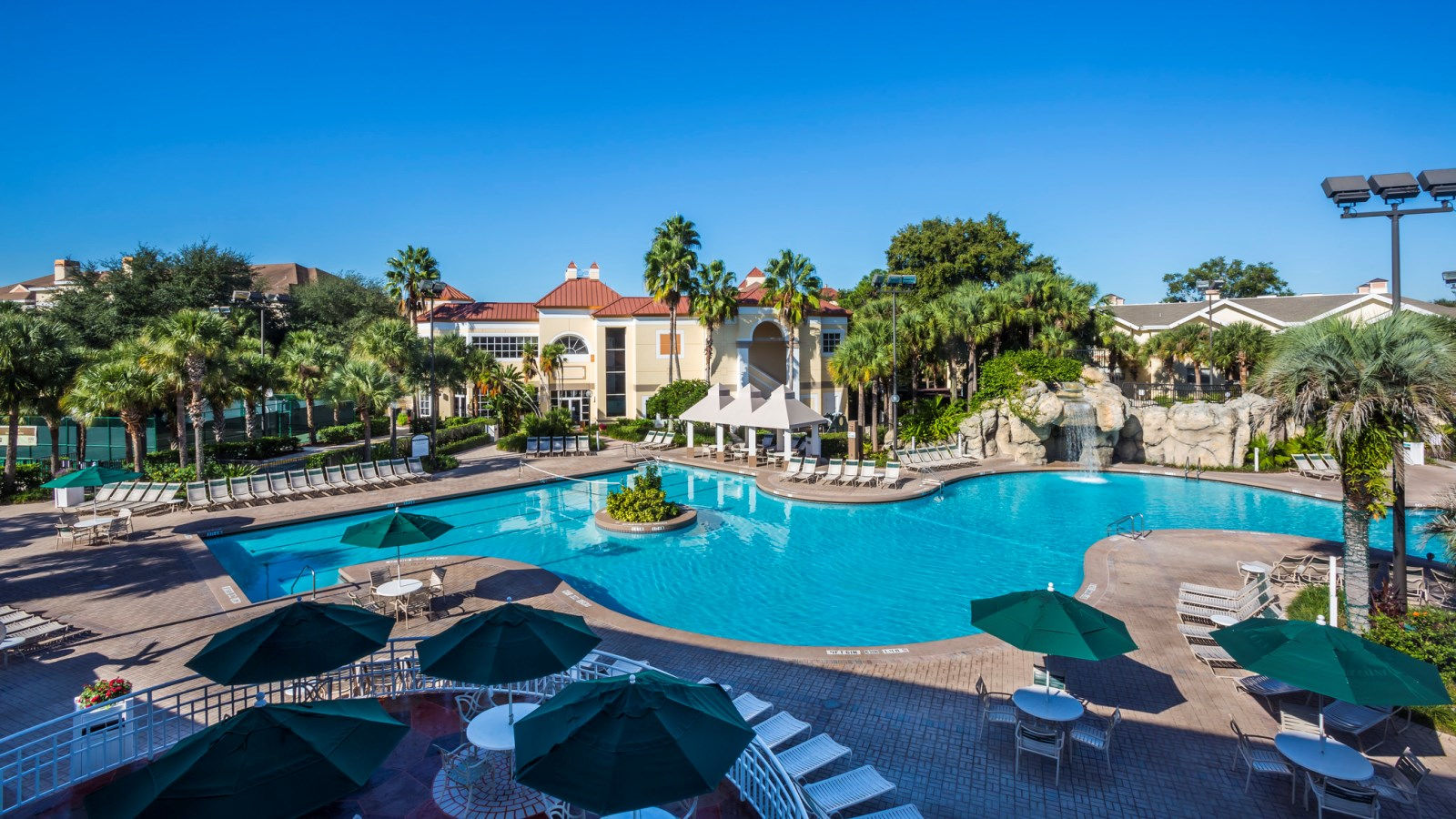 Orlando Resorts with Pools