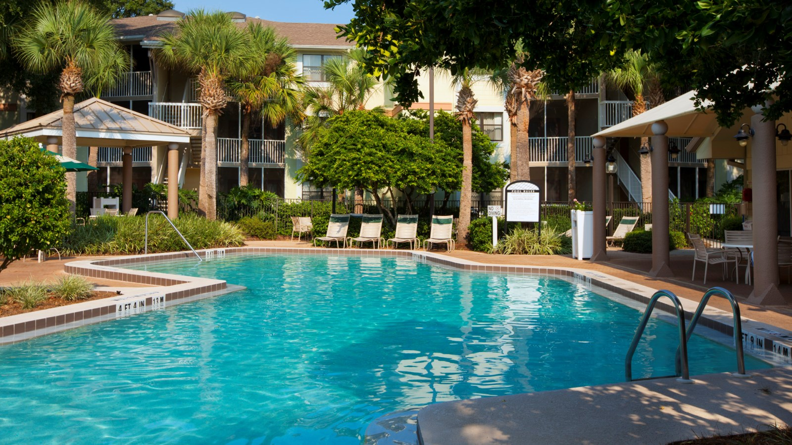Super Pool Sheraton Vistana Resort Villas, Lake Buena Vista/Orlando