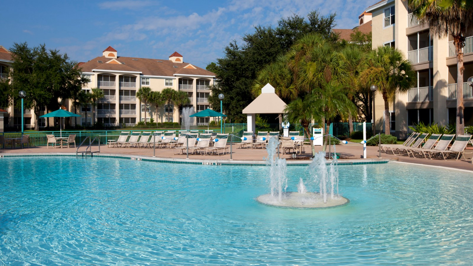 Resort Pools  Sheraton Vistana Resort Villas Lake Buena